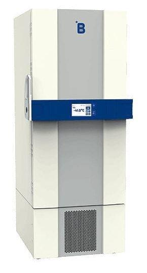 B Medical F500 laboratorium vriezer DIN 13221