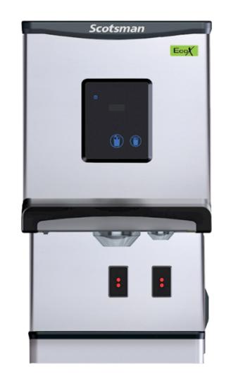 Scotsman DXN 207 IJs- en waterdispenser