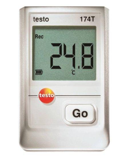Testo 174T mini temperatuurlogger