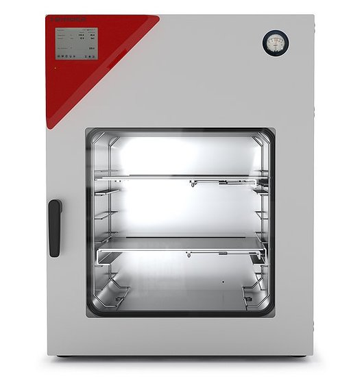 Binder VDL 115 Vacuümdroogoven voor ontvlambare oplosmiddelen